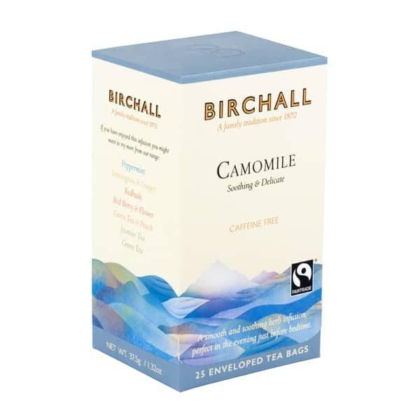 Birchall Camomile - 25 x Prism Tea Bags