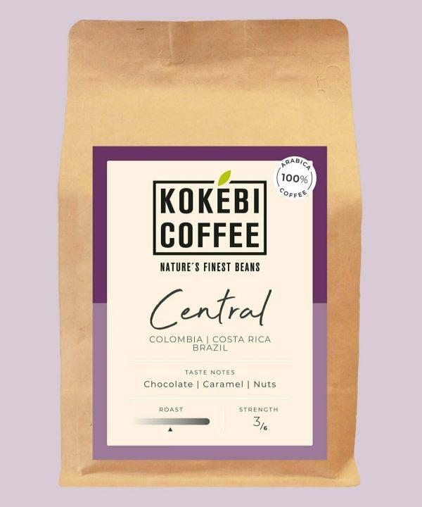 Kokebi Coffee Beans Central 250g