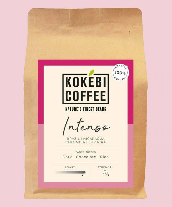 Kokebi Coffee Beans Intenso 250g