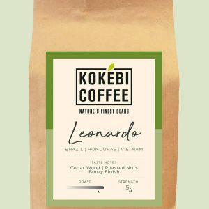 Kokebi Coffee Beans Leonardo 250g