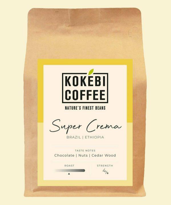 Kokebi Coffee Beans Super Crema 250g 1