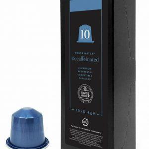 Kokebi Coffee Decaffeinated Coffee Capsules X 10
